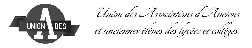Union des Associations d'Anciens et anciennes élèves des lycées et collèges Français